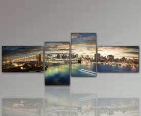 wandbilder wohnzimmer modern designbilder wandbild city new york abstrakt wohnzimmer