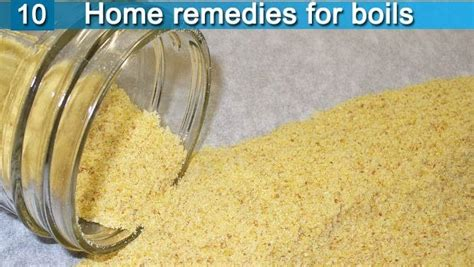 Home remedies for boils and cysts on face, back or leg How To Treat Boils On Buttocks At Home