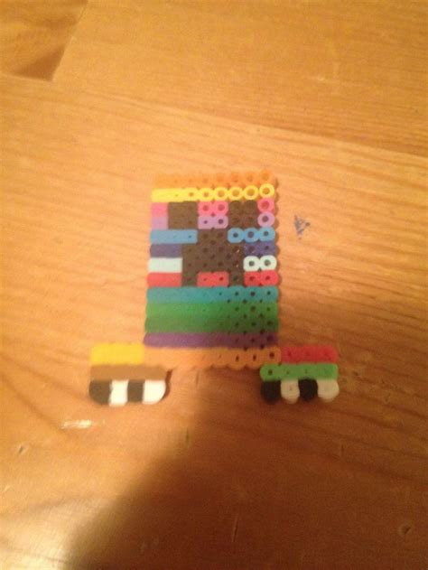 creeper perler 17 best images about perler bead ideas on