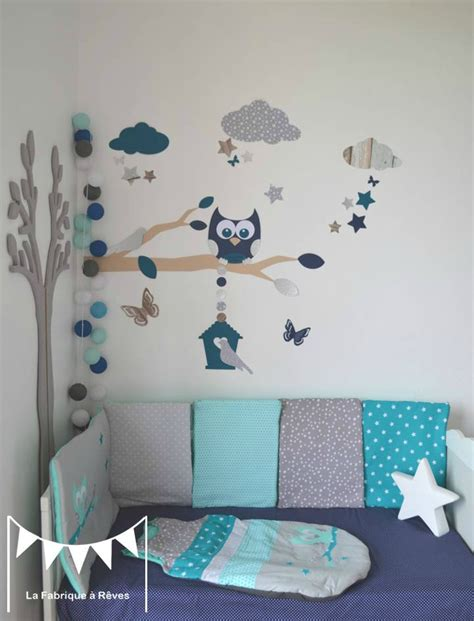 stickers garcon chambre stickers d 233 coration chambre enfant gar 231 on b 233 b 233 branche