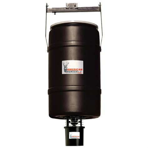 American Feeders american 174 225 lb hanging feeder with rd kit pro and varmint buster 148062 feeders