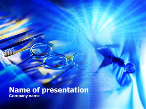 Plastic Surgery Powerpoint Templates And Backgrounds For Surgery Ppt Templates Free