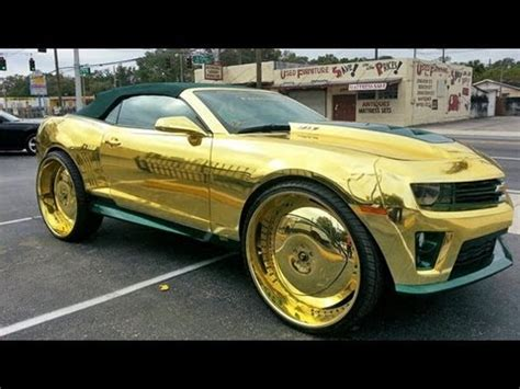 florida's most blinged camaro zl1 brings out the haters in