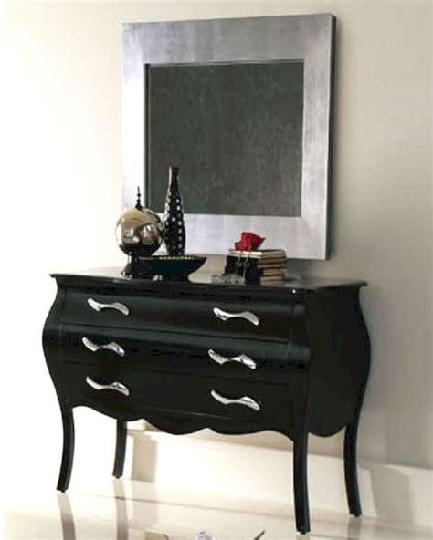 modern black dresser with mirror modern dresser and mirror natalia in black made in spain