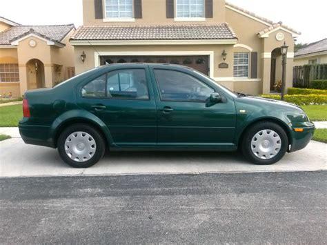 Volkswagen Jetta Green 2000 Mitula Cars