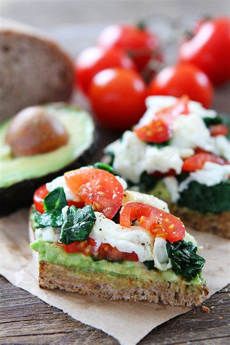 caprese avocado toast   avocado toasts youll love