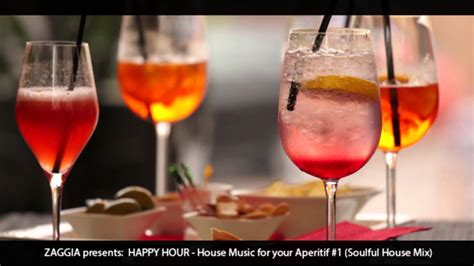 zaggia presents happy hour best of house for your