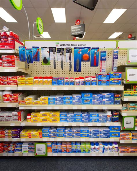 pharmacy sections cvs pharmacy new store enhancements in health and beauty