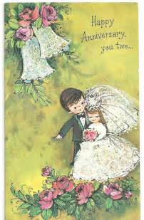 1st wedding anniversary card 1970 our wedding anni flickr photo