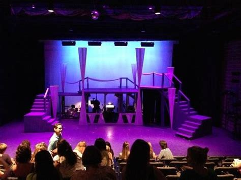 swing musical swing the musical stage at rollins theater picture of