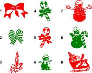 Christmas Tree Wall Sticker christmas vinyl stickers pictures to pin on pinterest