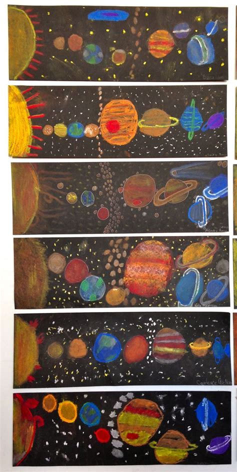 solar system craft projects 25 best ideas about solar system on planets