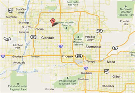 glendale arizona us map sighting reports 2011