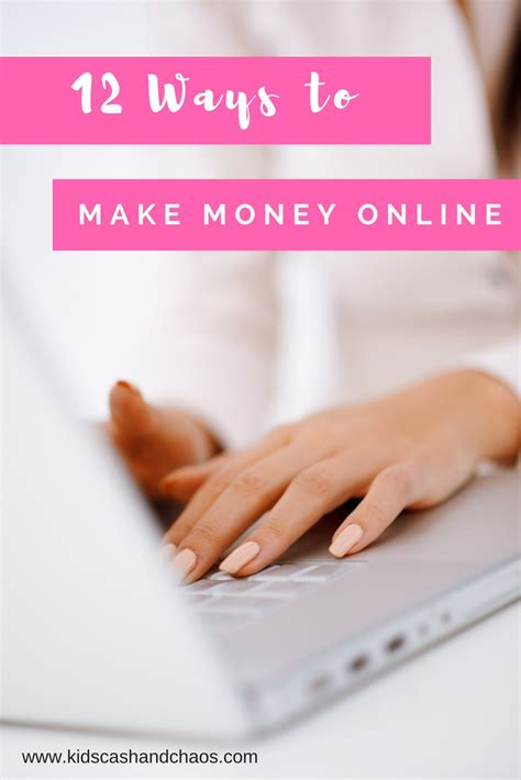Is There Any Real Way To Make Money Online - 12 ways to make money online emma lee bates