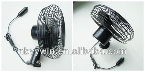 12 volt heavy duty metal fan 12v heavy duty metal 2 speed fan car dash mount side