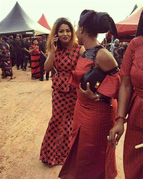 funeral kaba styles in ghana latest ghana kaba and slit styles for any occasion