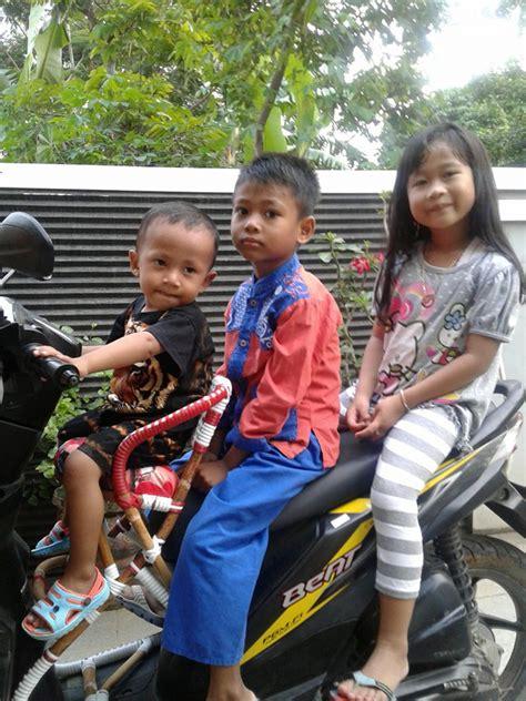 Kursi Boncengan Anak Dari Rotan jual kursi jok bonceng rotan boncengan anak depan motor