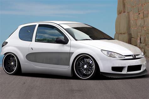 pejo sport araba en g 252 zel peugeot 206 modifiye resimleri peugeot 206
