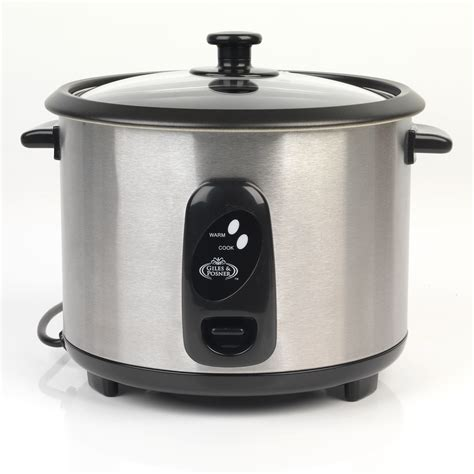 Rice Cooker 7 Liter salter 1 8 litre stainless steel rice cooker multi