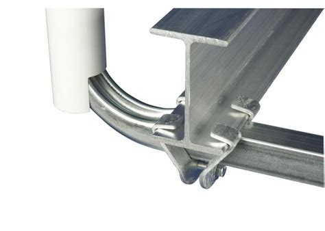 boat lift guide post brackets boat trailer i beam cls guide pole mounting bracket kit