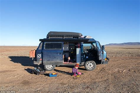 this family lives life in a van business insider the adventurous family of four who travel around in their