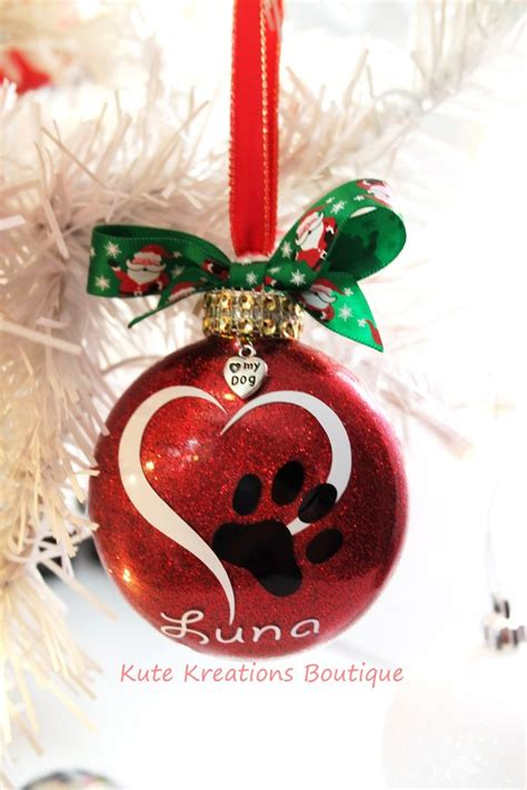 ideas  personalized christmas ornaments