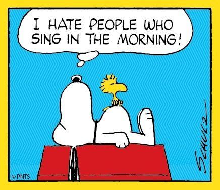 snoopy morning peanuts pinterest