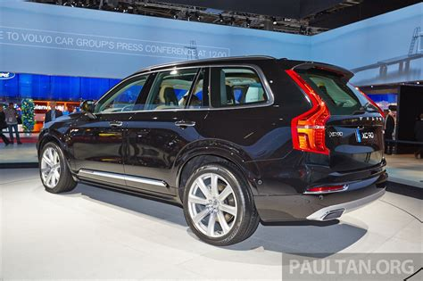 2015 volvo xc90 second 7 seat suv unveiled image 277769