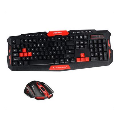 dsfy® wireless gaming keyboard and mouse set