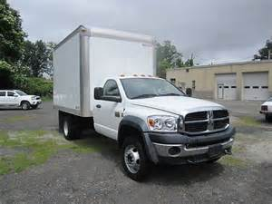 purchase used 2008 dodge ram 4500 box truck 12x8