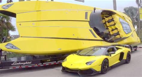Lamborghini Boat Price Lamborghini Aventador Speedboat Costs Rs 8 Crores