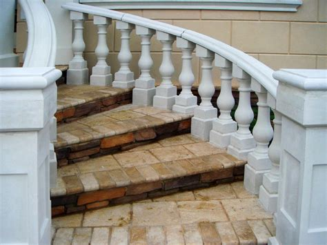 Precast Balustrade Concrete Balustrade Craftsman New York By Coral Cast