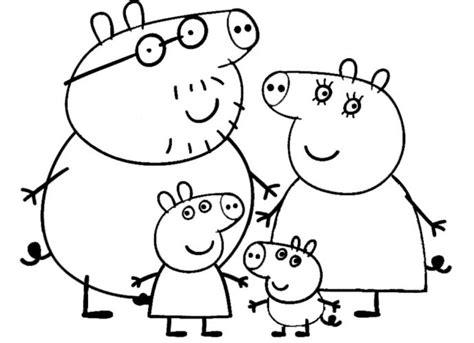 disegni da colorare gratis peppa pig peppa pig coloring pages