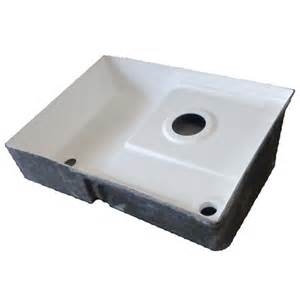 transvan rv shower pan toilet mount tank combo fiberglass