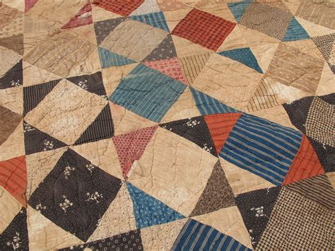 Antique Patchwork Quilt - reserved for paula patchwork quilt antique textile