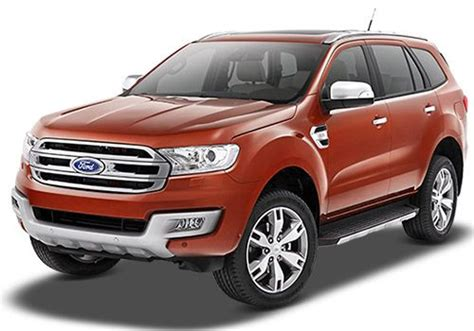 car ford price ford endeavour price in india review pics specs