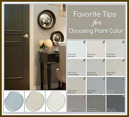 how to choose colors for painting tips and tricks for choosing the perfect paint color