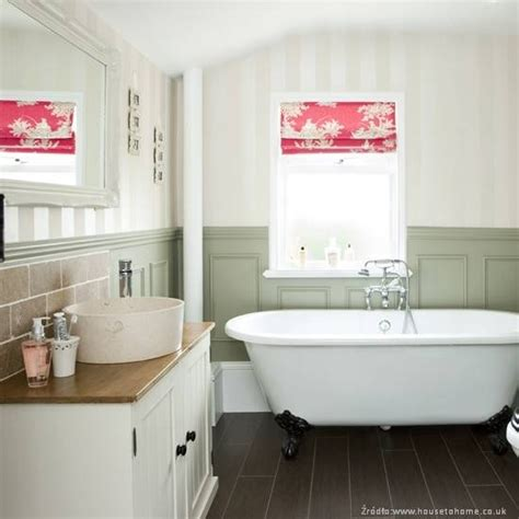 cosy period style bathroom small bathroom design ideas małe i duże stylizacje łazienki retro łazienki