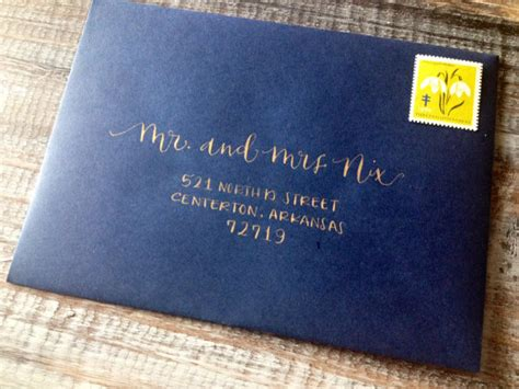 Wedding Paper Divas Return Policy by Image Gallery Professional Calligrapher