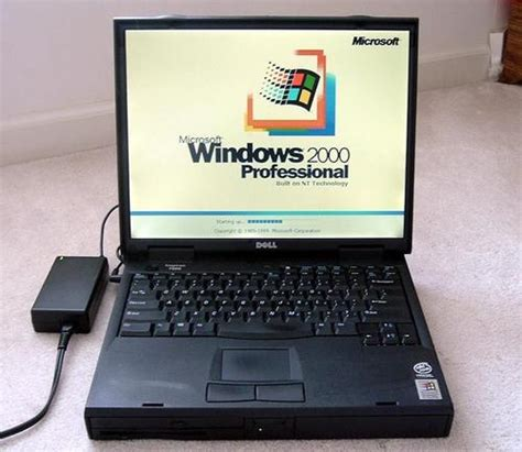 Laptop Dell Pentium dell dell inspiron 7000 laptop notebook wi fi 15 5 quot colour screen pentium ii was sold for r1