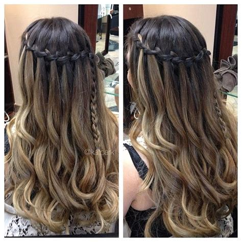 Micro Braids Ombre Hair | ombre braiding hair hairstylegalleries com
