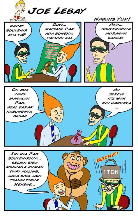 komik joe lebay studiogambarku