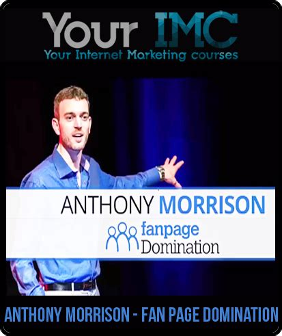 fan page domination review anthony morrison fan page domination 2017 traders