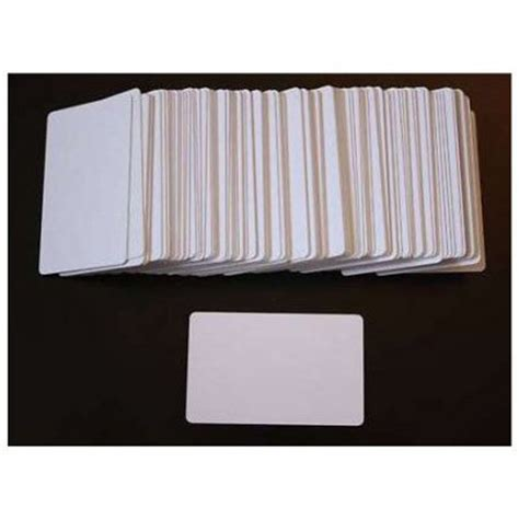 Sun Pvc Id Card Platinum 0 76 jual kertas sun pvc id card 0 76 white uk 8 6 x