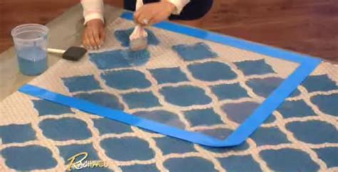 rachael features cutting edge stencils on its diy tip