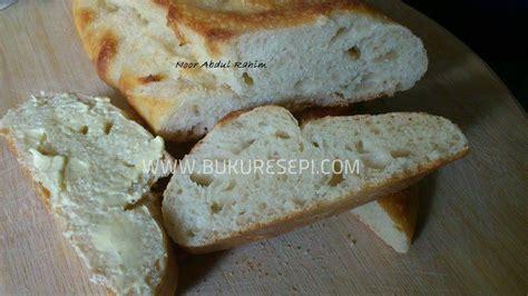 cara membuat roti prancis roti perancis bukuresepi com