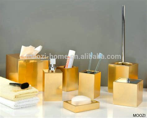 gold coloured bathroom fittings gold coloured bathroom accessories ceramic gold bath set
