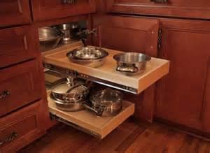 Kitchen Cabinet Blind Corner Solutions Pull Out Blind Corner Cabinet Solution Kitchen Drawer Organizers Other Metro By Shelfgenie