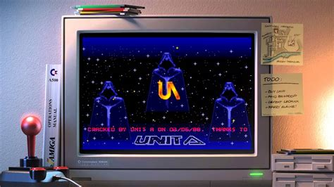 theme music interceptor amiga music diz unit a cracktro theme dolby headphone