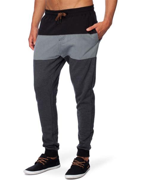 cheap waist korean fashion colour combination elastic waist cheap mens